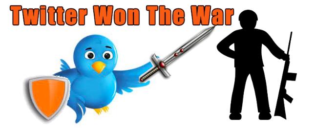 Twitter Won The War